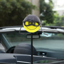 Lovely Pilot Car Antenna Aerial Ball EVA Topper Truck SUV Pen Decor Gift Toy