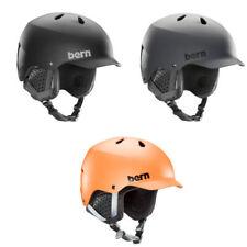 Bern Grey Ski & Snowboard Helmets