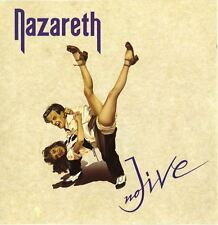 NAZARETH no jive (CD album) hard rock, heavy metal