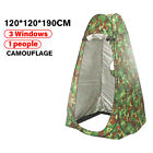 Portable Shower Tent Outdoor Instant Pop Up Camping Bathing Hiking Shelter US