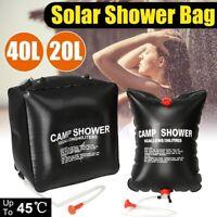 40L Solar Dusche Campingdusche Outdoor Außendusche Pooldusche Wasserkanister
