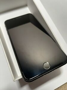 Apple iPhone 7 Plus - 128GB - Jet Black (Verizon) Unlocked (CDMA + GSM)