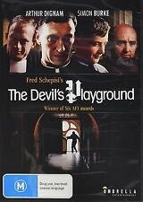 THE DEVIL'S PLAYGROUND (Arthur Dignam)  - DVD - UK Compatible sealed