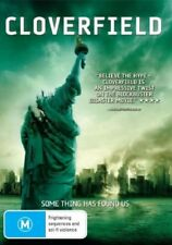 Cloverfield (DVD, 2008) brand new sealed region 1 dvd