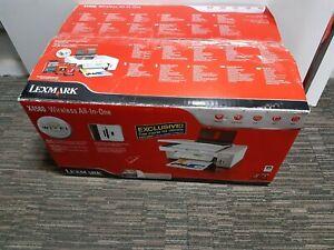Lexmark X4580 Wireless All-in-One Printer - 80133/BK
