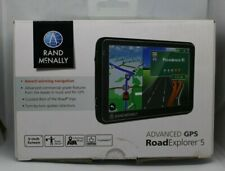 Rand Mcnally advanced GPS Road Explorer 5 Many great features toll costs quick