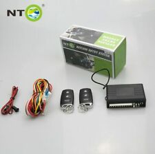 Keyless Entry With Lock Unlock Trunk System Electric Kit Locking Central Remote