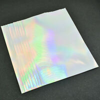 A4 Blank Hologram Sticker label Paper for Laser Printer High Quality Layer 10pcs