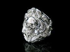 Handgefertigt Echte Edelmetall-Ringe ohne Steine aus Sterlingsilber