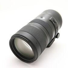 TAMRON SP 70-200mm F/2.8 Di VC USD G2 A025N (for Nikon AF) #265