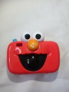 Sesame Street Sing & Giggle Elmo Camera Talking Toy Mattel 2009