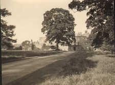 new battle abbey .photograph taken in 1931
