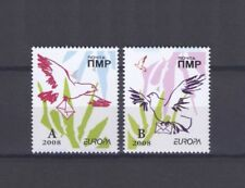 Pridnestrovie(Pmr), Europa 2008, Letter Theme, Mnh