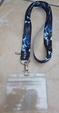 50 Fifty Shades of Grey Lanyard / Strap for Pin Trading inc. Waterproof Holder