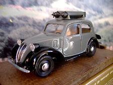 1/43 Brumm (Italy)  Fiat 508C cabriolet 1100 1937-39 #r32