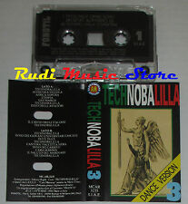 MC TECHNOBALILLA Dance version 3 1994 italy ALPHARECORD MCAR 3235 cd lp dvd vhs