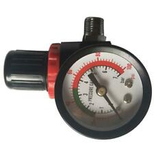 Hvlp Spray Gun Air Regulator Pressure Gauge new 472