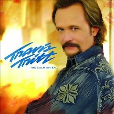 Audio CD: Calm After, Travis Tritt. Good Cond. . 855985002057