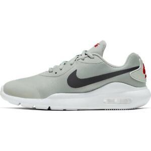 Nike Air Max Oketo UK Size 6 Women's Trainers Grey White Running Shoes