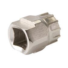 Démonte cassette boîtier pédalier chrome vanadium 12 cannelures outillage vélo
