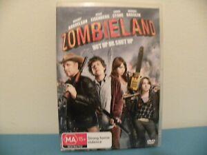 Zombieland Nut up or shut up - DVD - REGION 4