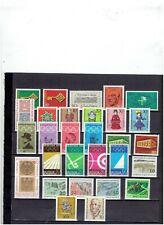 BUNDES REPUBLIEK uit 1968 en 1969 POSTFRIS MNH