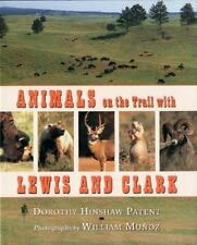 Animals on the Trail with Lewis and Clark-ExLibrary