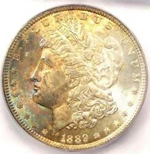 1889 Morgan Silver Dollar $1 - ICG MS65 - Rare Date in MS65 - $375 Value