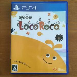 LocoRoco PS4 from Japan