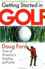 Getting Started In Golf - Paperback, Doug Ford