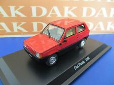 Die cast 1/43 Modellino Auto Fiat Panda 1980
