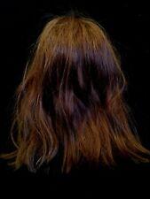 VINTAGE BROWN HAIR WIG