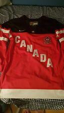 Nike Team Canada IIHF Hockey Jersey 2014 Size S 100th Anniversary
