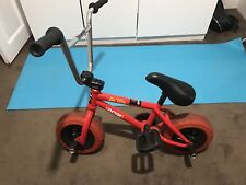 DEVITO Rocker 3+ BMX RKR Mini BMX Bike, GENUINE ROCKER3 - NOT A COPY With Pegs