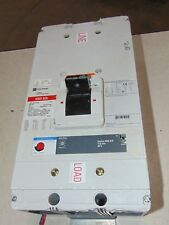 Cutler Hammer 1,200 Amp Circuit Breaker 600v 3 Pole HND 65K HND312T33W Digitrip