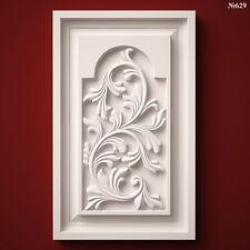 (629) STL Model Door Panel for CNC Router 3D Printer  Artcam Aspire Cut3d