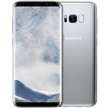 Samsung Galaxy S8 Plus 64GB  SILVER GRADO A/B  USATO RIGENERATO