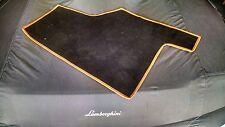 LAMBORGHINI MURCIELAGO LP640 PASSENGER SIDE ORANGE CARPET OEM