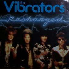 Vibrators - Recharged - Vinyl LP