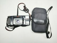 HANIMEX 35SF Motor Drive 35mm Film Camera RETRO Point & Shoot Rare Untested