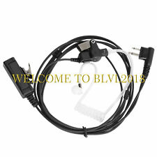 2-Pin Ptt Mic Earpiece for Motorola Cls1110 Cp100 Cls1410 Cp200 Radio