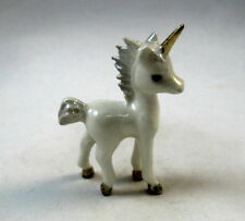 Hagen Renaker miniature made in America Unicorn Baby style two