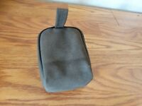 Camera Storage Case Bag Pouch...3x4x5.....Leather