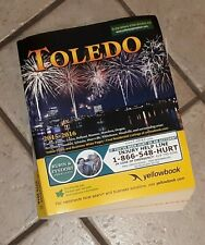 2015 2016 TOLEDO OHIO CITY DIRECTORY-Address-number PHONE BOOK YELLOW PAGES