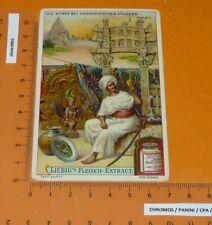 CHROMO LIEBIG FLEISCH-EXTRACT 1907 S 880 KUNST VERSCHIEDENEN VÖLKERN INDIEN INDE