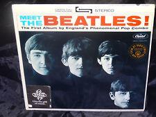 The Beatles Meet The Beatles SEALED 1968 PROMO USA LP W/ RIAA 16