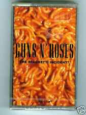 CASSETTE TAPE NEW GUNS N ROSES SPAGHETTI INCIDENT