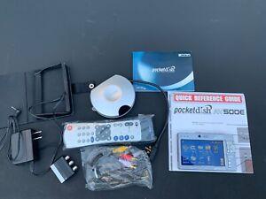 Archos Pocket Dish AV500E Silver ( 30 GB ) Digital Media Player and kit