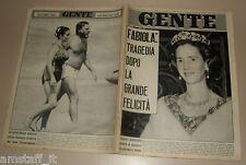 GENTE 1966/29=FABIOLA=LIZ TAYLOR=CIVIDALE=ENZO FERRARI=MARIA BELLONCI=MARCELLINI