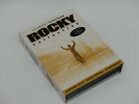 Cofanetto DVD serie ROCKY I-II-III-IV-V